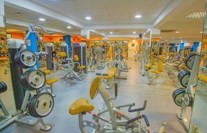 Gym in Ayia Napa, Cyprus