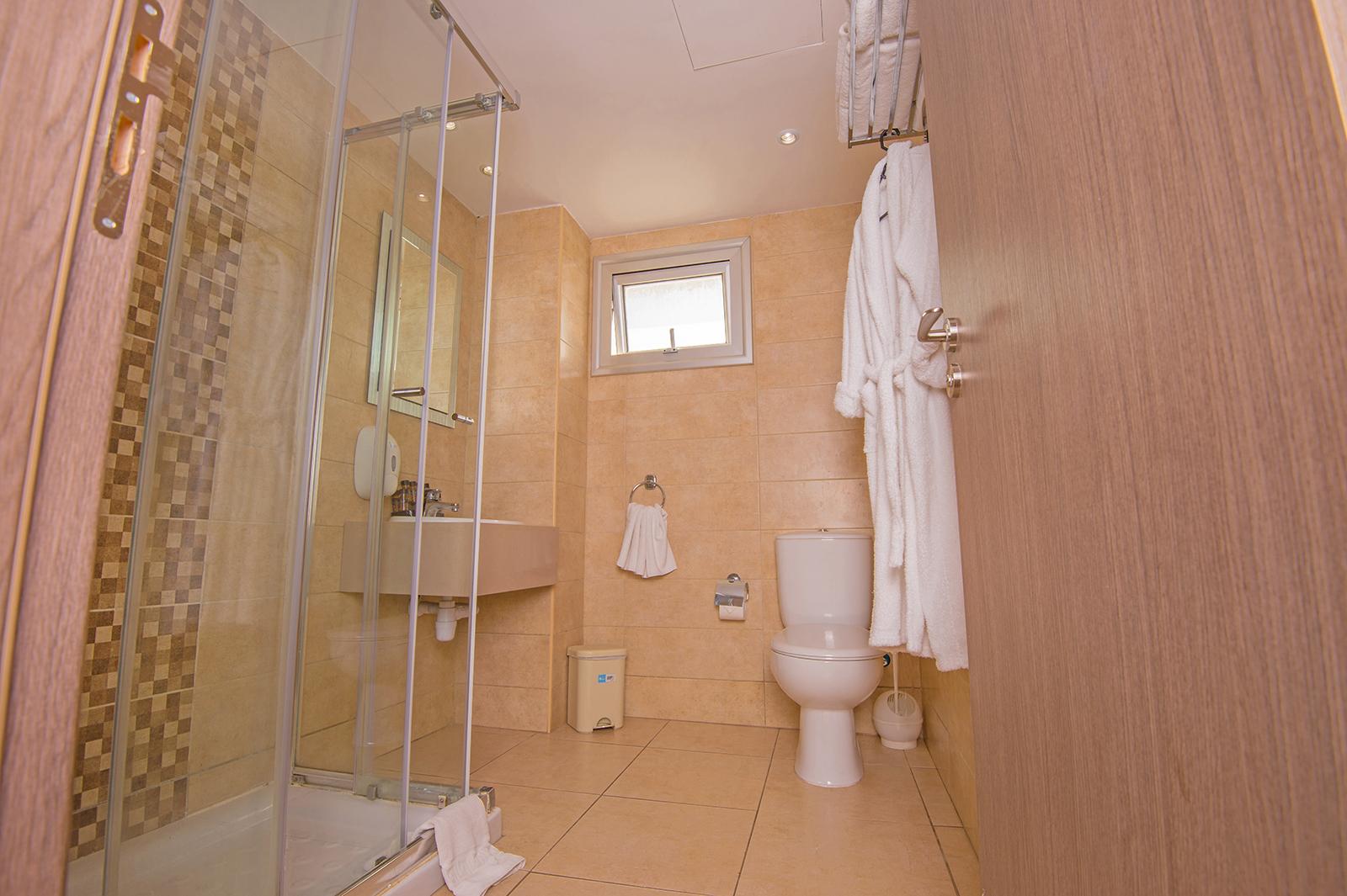Hotel Bathrooms in Ayia Napa